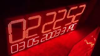 Đồng hồ lịch vạn niên treo tường Giant Clock - eChipKool.SHOP