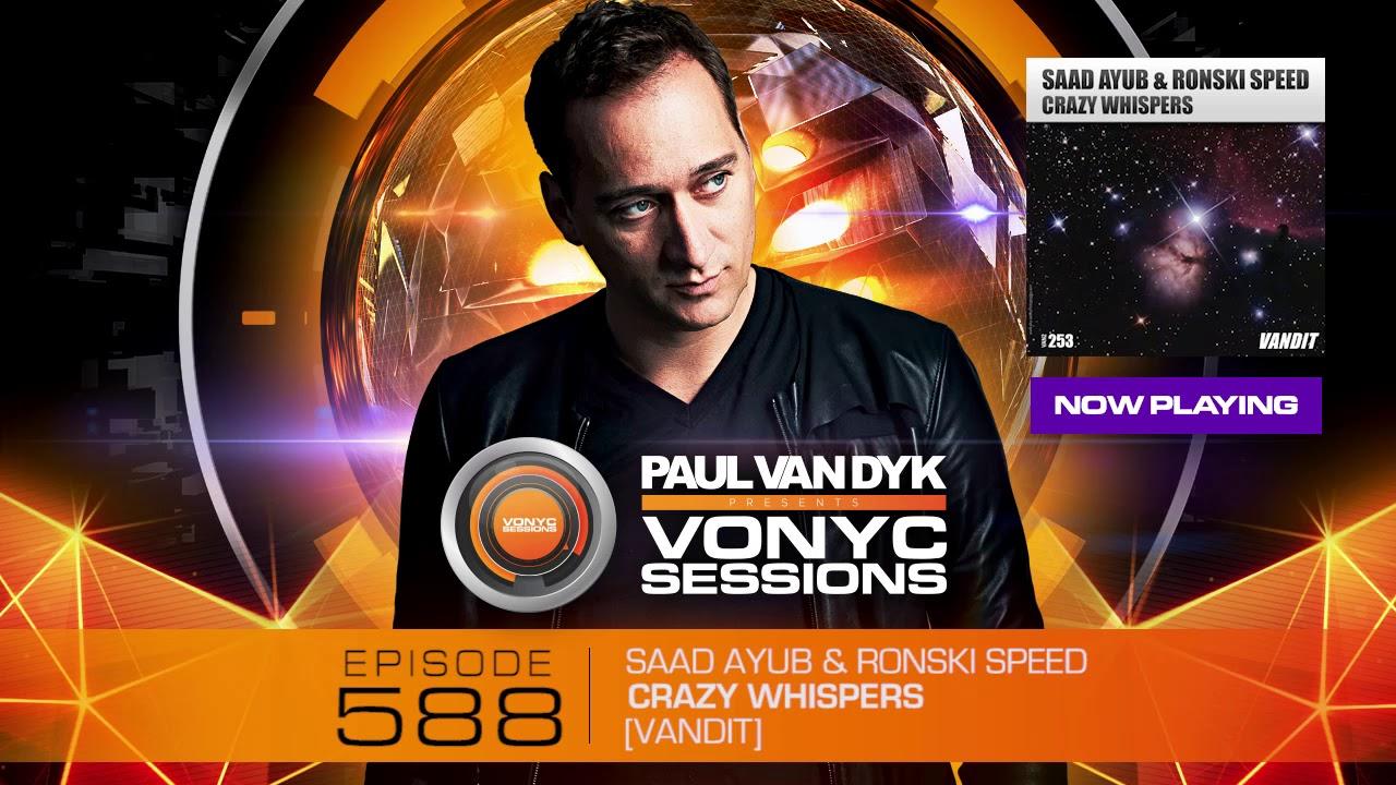 Paul van Dyk VONYC Sessions 588