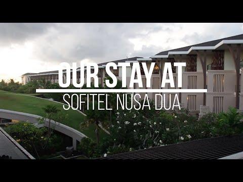 Our Sofitel Nusa Dua Review