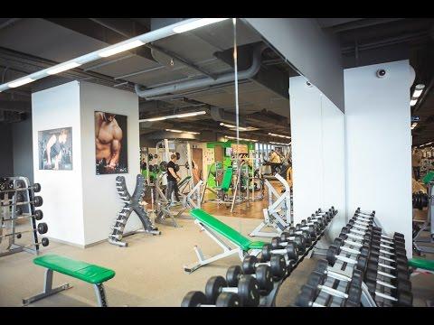 фитнес-клуб в Лас-Вегасе