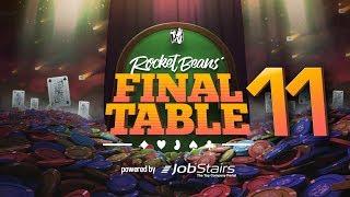 Final Table #11 Poker-Tutorial mit Felix, Jochen, Carsten, Anja, Dominik, René & Andreas
