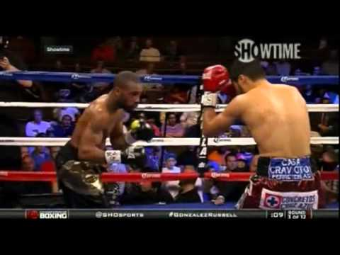 Jhonny Gonzalez Vs Gary Russell Jr | Gary Russell Jr Win By TKO | Teddy Atlas Reports | ESPN Boxing