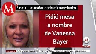 Identifican a acompañante de israelíes asesinados en plaza Artz