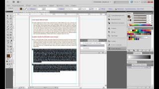 Уроки Adobe Illustrator CS5 для начинающих №6 | Leonking