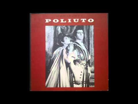 Callas, Corelli, Votto - Poliuto, 1960 La Scala - BJR Vinyl Full Opera BEST SOUND!