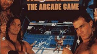 Wrestlemania The Arcade Game (SEGA) Обзор От Батхеда