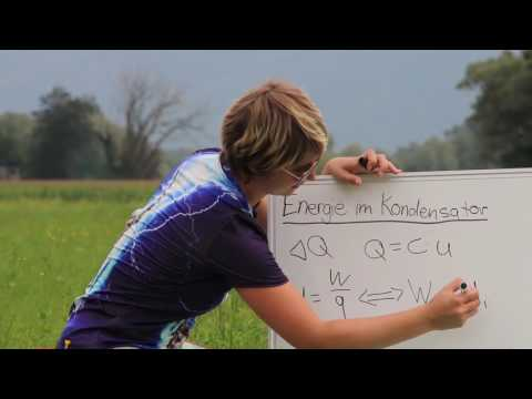 Physik - Klasse 11/12 - Energie im Kondensator