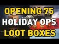 World of Tanks    Opening 75 Holiday Ops Loot Crates...