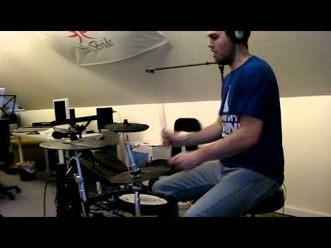 Green Day - Little Boy Named Train Drum Cover
