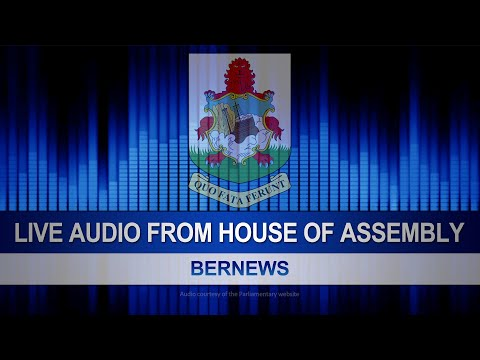 Live Audio: House of Assembly on Friday, June 19