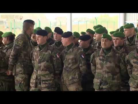 Secretary General visits NATO's Enhanced Forward Presence in Estonia, B-Roll