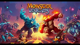 Monster Legends: Breed & Merge Heroes Battle Arena - Mobil - So are we going to raise a monster? screenshot 3