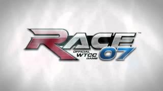 Race 07 WTCC F3000 racing HD video game trailer - PC