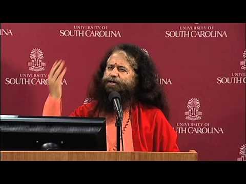 University of South Carolina- Encyclopedia of Hinduism news conference