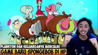 GAME SPONGEBOB BARU DI HP SERU BANGET GAMEPLAYNYA - SPONGEBOB PATTY PURSUIT INDONESIA