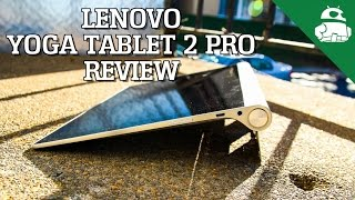 Lenovo Yoga Tablet 2 Pro Review!