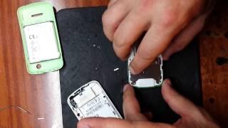 Sony Ericsson W100i Spiro / flex problem