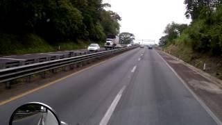 Bajando a Orizaba