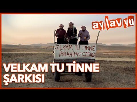 Ay Lav Yu - Velkam Tu Tinne Şarkısı