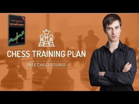 Chess Training Plan for Rapid Improvement