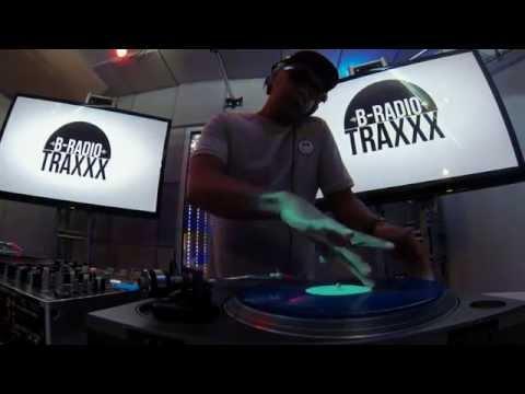 B-Radio Traxxx #01 - DJ Alex S. @ Ban TV