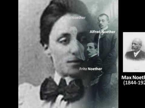Emmy Noether, una vida de matemáticas - YouTube Emmy Noether