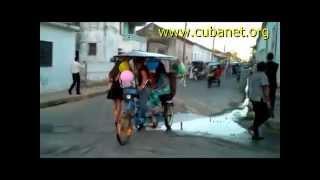 Solo en Cuba, Bodas en Bicitaxi