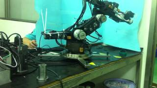 GTC Six-axis robot arm(Low backlash gearbox)