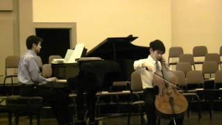 Sonata in C Major II. Rondo Grazioso, J.B. Breval