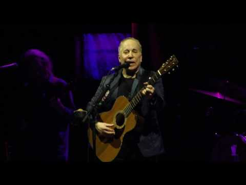 Paul Simon live in Leipzig am 18.10.2016 - Homeward Bound