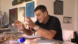 Graham Rich artist