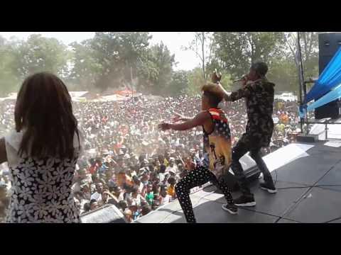 MIJAH AU GRAND SPECTACLE LUNDI DE PAQUE A TANA 5 CONCERTS  REUSSIENT