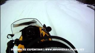 Suivez vos envies de motoneige avec Fontbrune Expédition