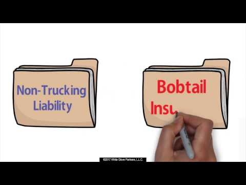Commercial Truck Insurance - Bobtail & Non-Trucking