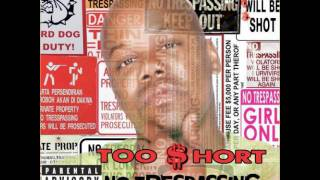 Too Short ft. Kokane - Shut Up Nancy [Thizzler.com]