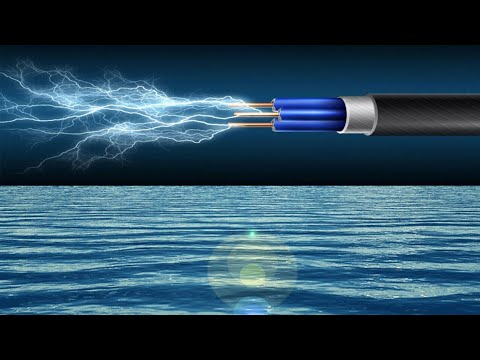 Can We Produce Electric Current With Sea Water Or Salt Water?