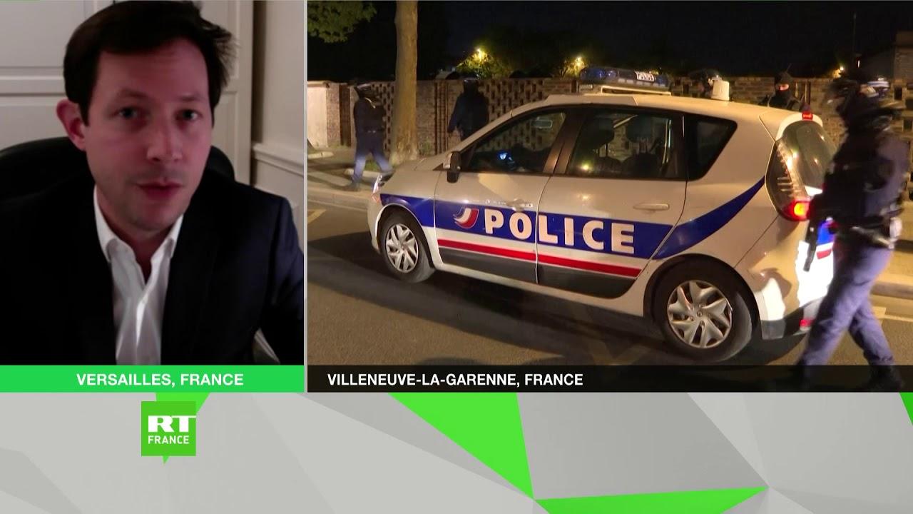 Violences en banlieue : pour François-Xavier Bellamy, «la politique de l'excuse doit avoir une