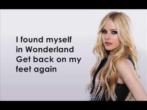 Avril Lavigne  Alice Underground with lyrics