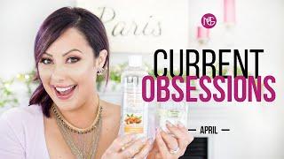 Current Obsessions April | Makeup Geek