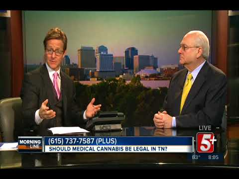 MorningLine: Should medical cannabis be legal in Tennessee? P.1