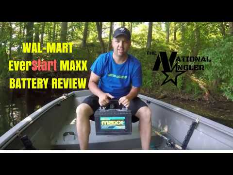 Wal-Mart EverStart MAXX Battery Review