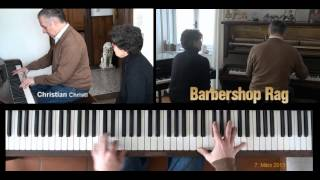 "Christian Christl plays ""The Barbershop Rag"""
