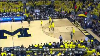 2014-2-23 Michigan vs. Michigan St.