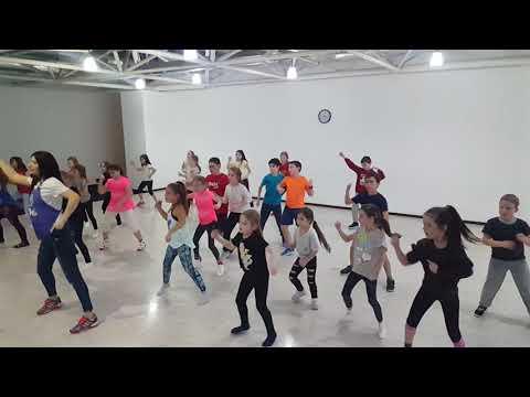 Havana  New Choreo ❌ Zumba Kids 💣