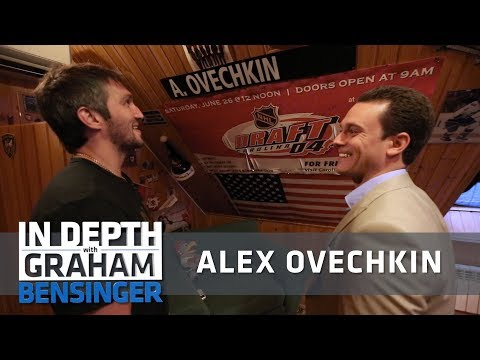Alex Ovechkin: A tour of my Russian home