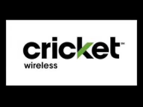 Cricket + tone + sound + effect notification + sms + video
