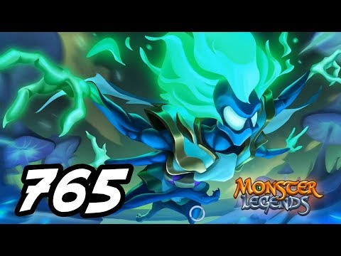 """monster-legends---765---""""the-warrior's-path"""""""