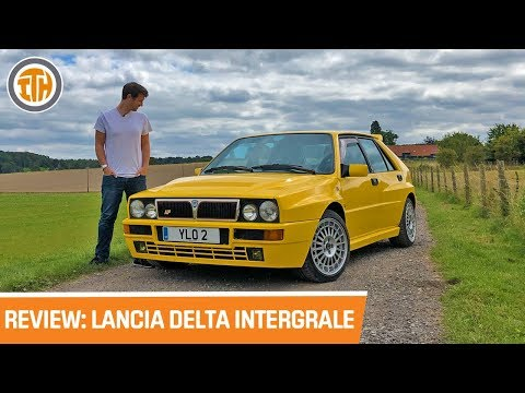 THE CAR THAT MAKES MONEY! Lancia Delta Integrale Evo II Review