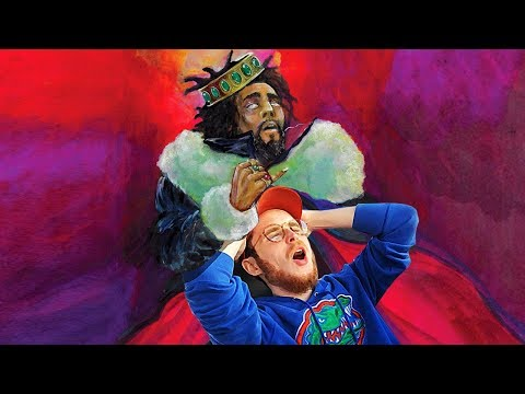J Cole - KOD (FIRST REACTION/REVIEW)