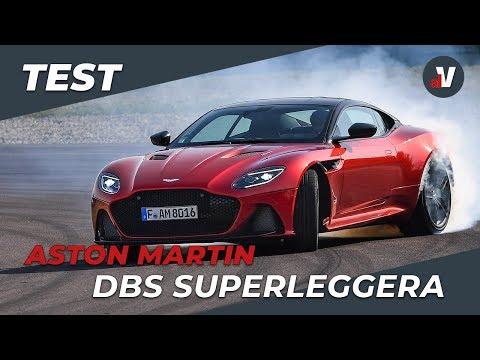 Aston Martin DBS Superleggera - Test